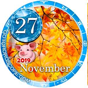 Daily Horoscope November 27, 2019 for all Zodiac signs