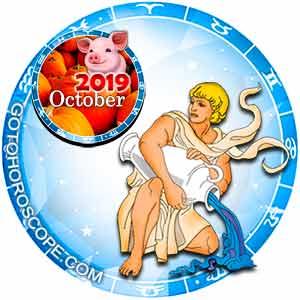 October 2019 Horoscope Aquarius