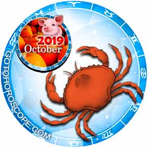 october 2019 monthly horoscope cancer
