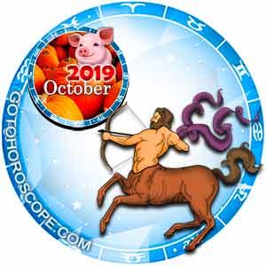 October 2019 Horoscope Sagittarius