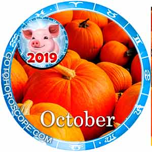 Horoscope for October 2019