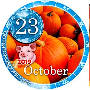 Daily Horoscope October 23, 2019 for all Zodiac signs