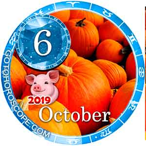 Daily Horoscope October 6, 2019 for all Zodiac signs