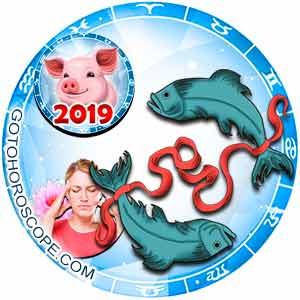 2019 Health Horoscope for Pisces Zodiac Sign