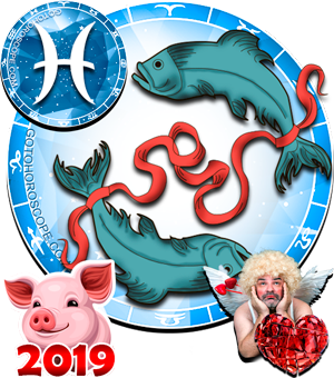 2019 Love Horoscope Pisces for the Pig Year