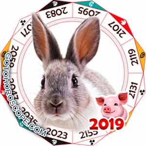 Oriental 2019 Horoscope for Rabbit