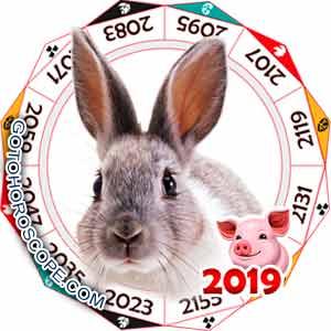 Oriental 2019 Horoscope for Rabbit