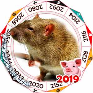 Oriental 2019 Horoscope for Rat
