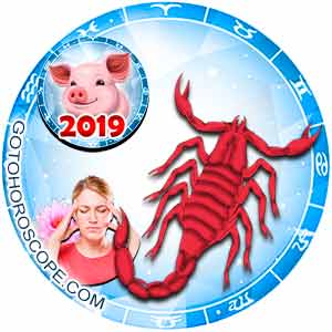 2019 Health Horoscope for Scorpio Zodiac Sign