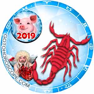 2019 Love Horoscope for Scorpio Zodiac Sign