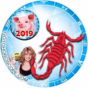 2019 Money Horoscope for Scorpio Zodiac Sign
