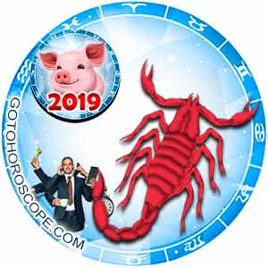 2019 Work Horoscope for Scorpio Zodiac Sign