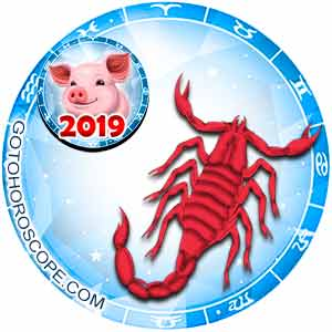 2019 Horoscope for Scorpio Zodiac Sign