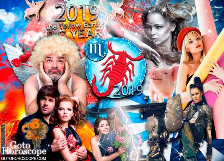 Scorpio 2019 Horoscope Part 1