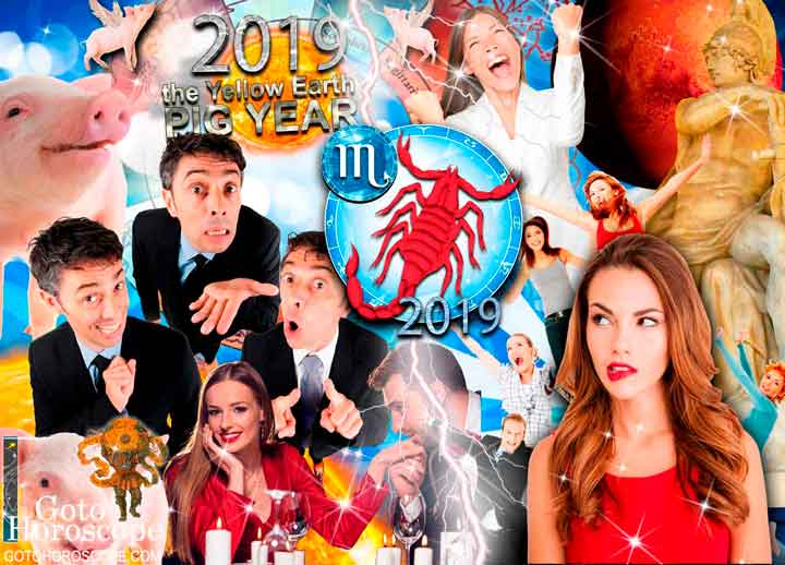 Scorpio 2019 Horoscope Part 2