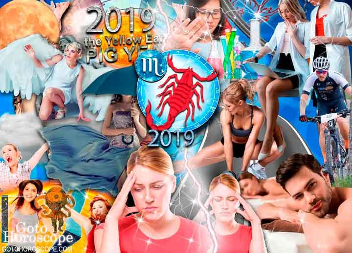 Scorpio 2019 Horoscope in the Health Sphere