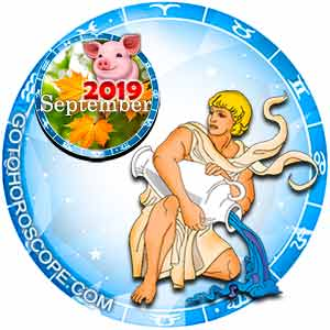 September 2019 Horoscope Aquarius