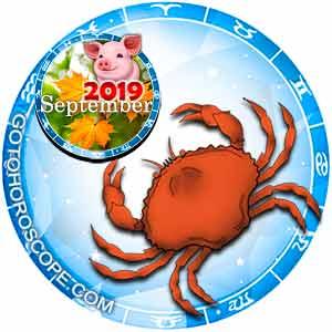 September 2019 Horoscope Cancer