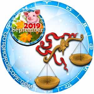 September 2019 Horoscope Libra, free Monthly Horoscope for