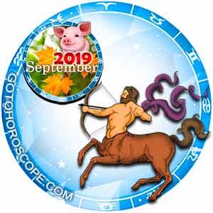 September 2019 Horoscope Sagittarius