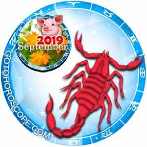Scorpio Horoscope for September 2019