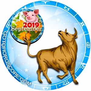 September 2019 Horoscope Taurus, free Monthly Horoscope for
