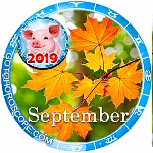 September 2019 Horoscope