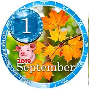 Daily Horoscope September 1, 2019 for 12 Zodica signs