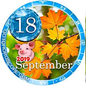 Daily Horoscope September 18, 2019 for all Zodiac signs