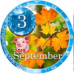 Daily Horoscope September 3, 2019 for all Zodiac signs