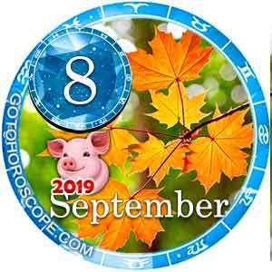 Daily Horoscope September 8, 2019 for 12 Zodica signs
