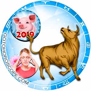 2019 Health Horoscope for Taurus Zodiac Sign