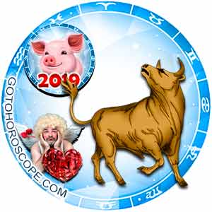 2019 Love Horoscope for Taurus Zodiac Sign