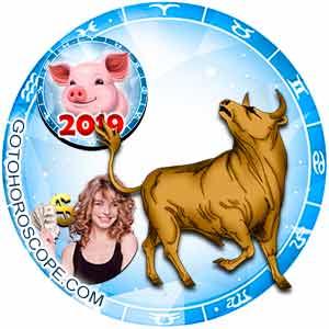 2019 Money Horoscope for Taurus Zodiac Sign