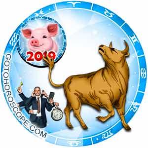 2019 Work Horoscope for Taurus Zodiac Sign