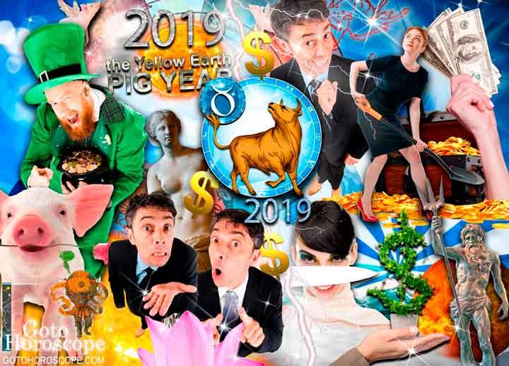 2019 Money Horoscope Taurus, Finances and Money 2019