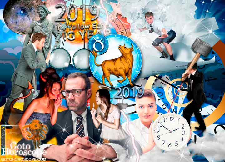 Taurus 2019 Horoscope in the Work Sphere