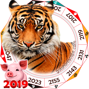 Tiger 2019 Horoscope