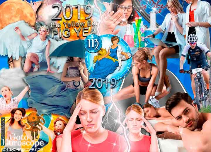 Virgo 2019 Horoscope in the Health Sphere