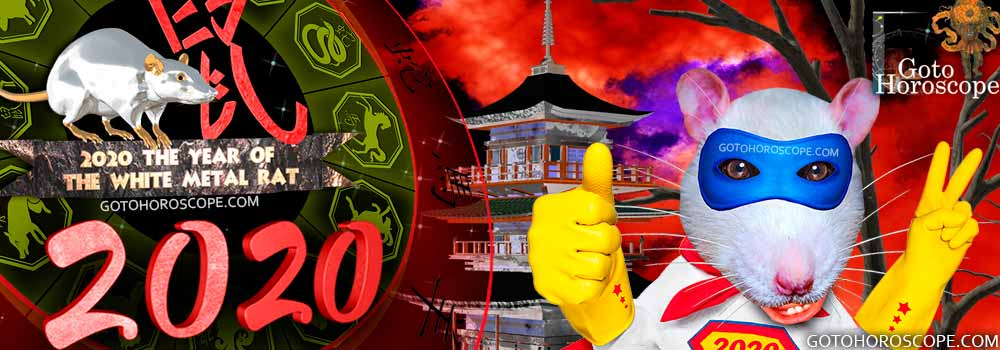 2020 Chinese New Year Horoscope
