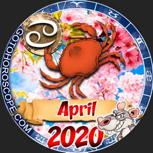 April 2020 Horoscope Cancer