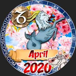 Capricorn Horoscope for April 2020