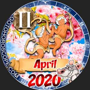 Gemini Horoscope for April 2020