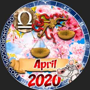 Libra Horoscope for April 2020