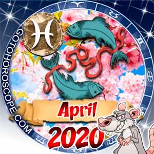 Pisces Horoscope for April 2020