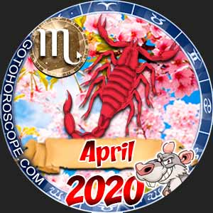 April 2020 Horoscope Scorpio