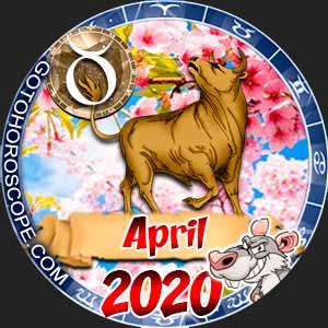 Taurus Horoscope for April 2020