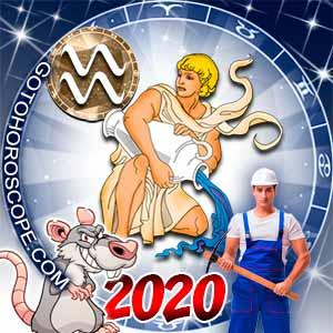 2020 Work Horoscope for Aquarius Zodiac Sign