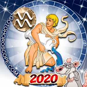 2020 Horoscope for Aquarius Zodiac Sign
