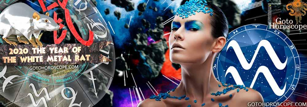 Aquarius 2020 Horoscope in the Love Sphere